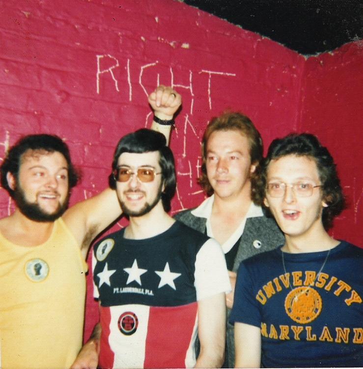 Mickey Nold, Dave Allen, 'Barmy' Barry and Dave Krynski.jpg